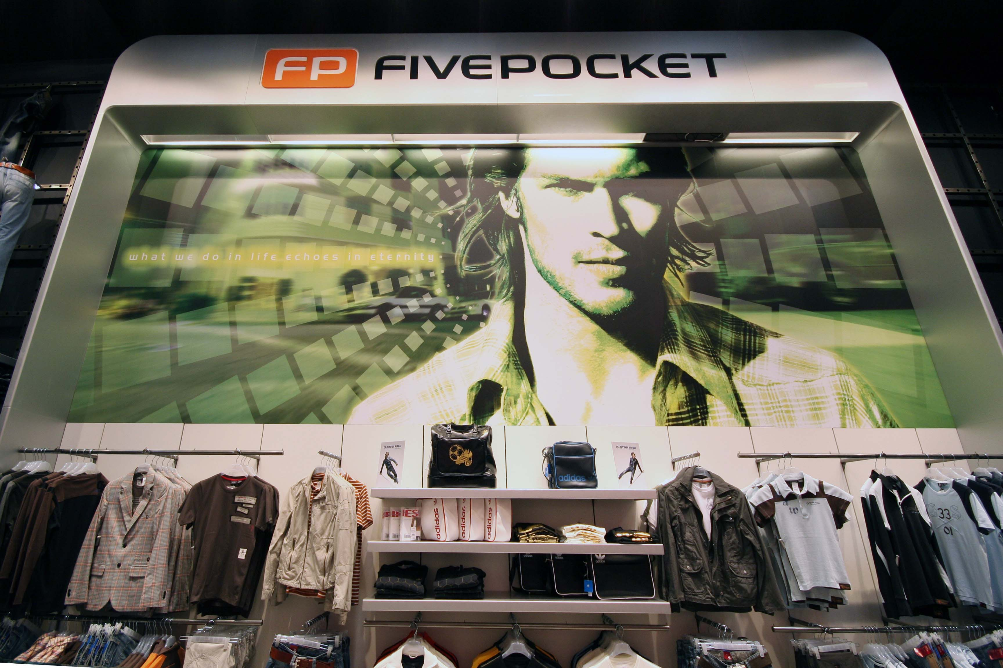 Fivepocket